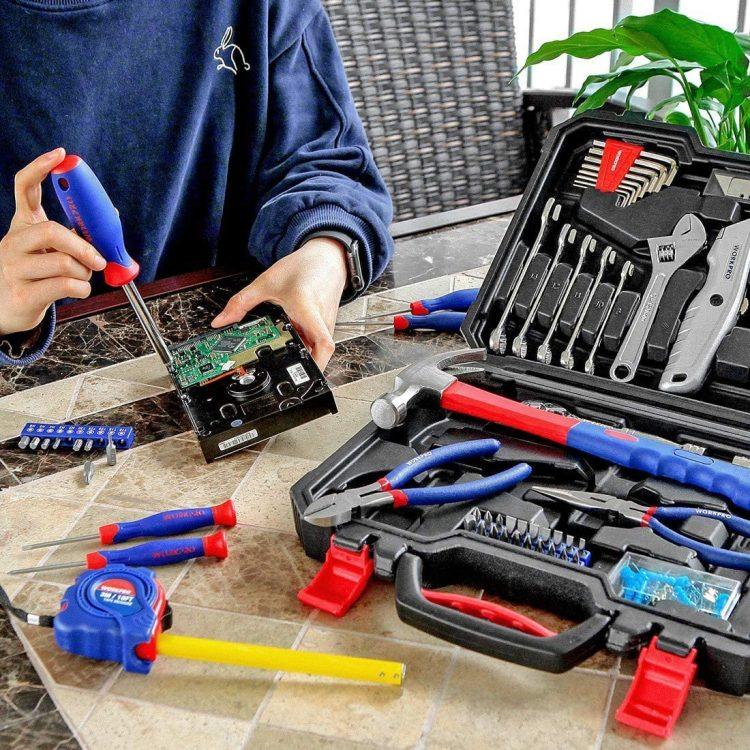工具セットのおすすめ13選。DIYや車の整備に便利な人気モデルをご紹介