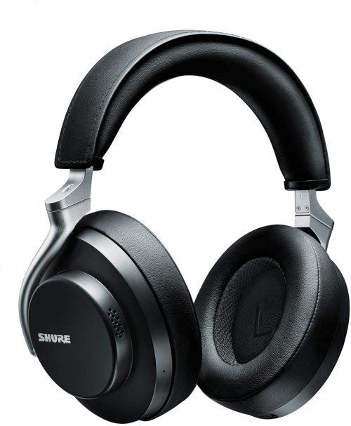 シュア(SHURE) AONIC 50ワイヤレス・ノイズキャンセリング・ヘッドホンSBH2350