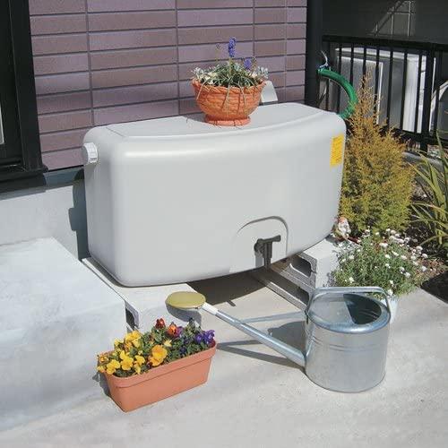 雨水タンクのおすすめ9選。庭にぴったりなおしゃれなモノもご紹介