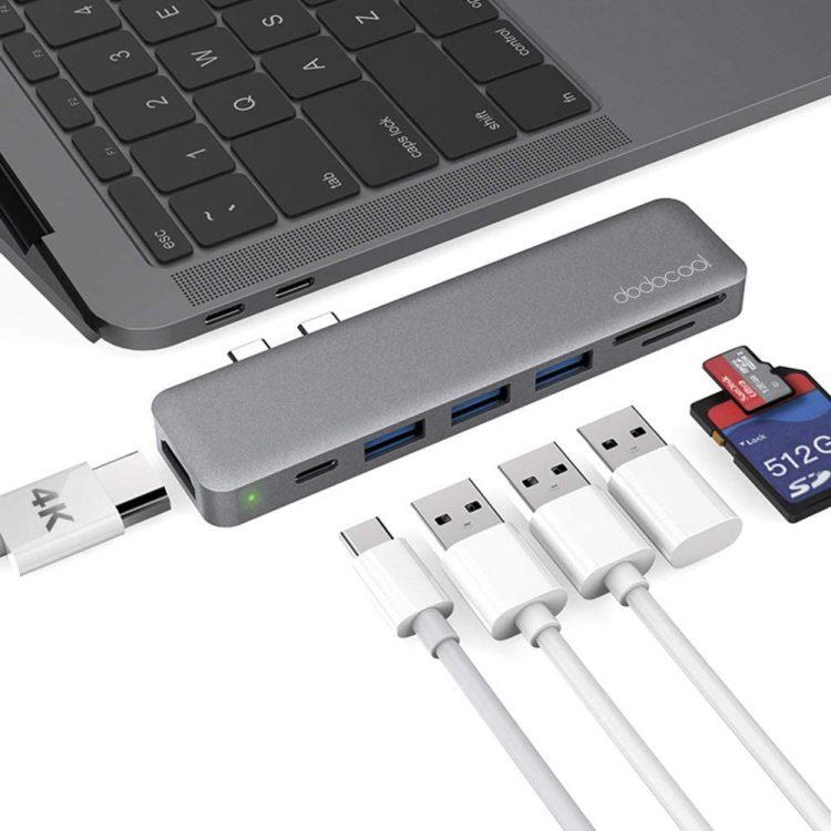 USB-Cポート対応アクセサリーのおすすめ20選。MacBookユーザーは要チェック