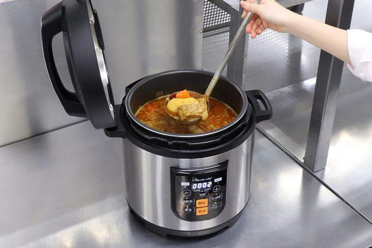【2021年版】電気圧力鍋のおすすめランキング16選。調理が手軽になる人気モデルをご紹介