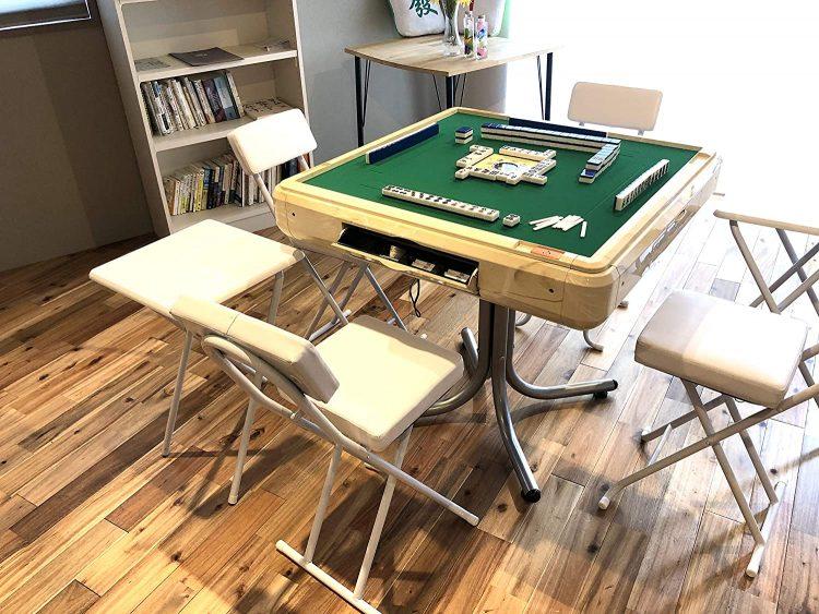 麻雀卓のおすすめ12選。全自動卓や手動卓をタイプ別にご紹介