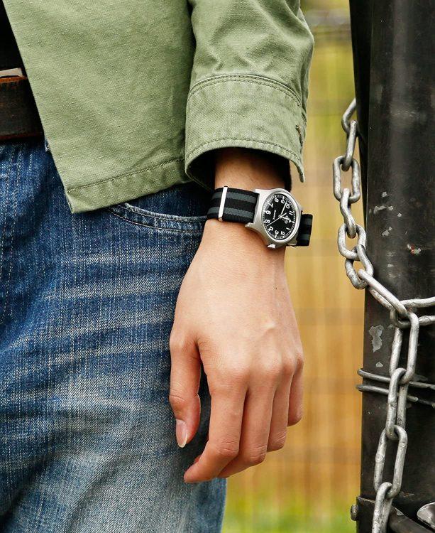 腕時計ベルトのおすすめ23選。おしゃれで使い勝手のよい製品をご紹介